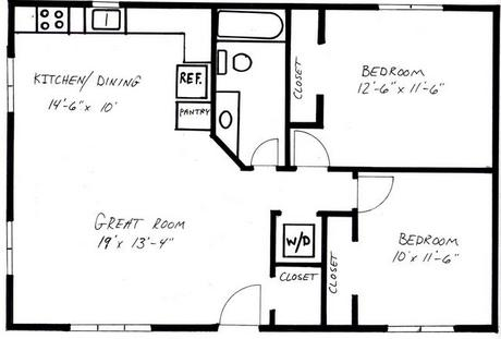 16x32 house floor plans joy studio design gallery best for 16x32 cabin floor plans