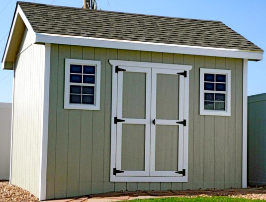At The Shed Yard, We Make High Quality Outdoor Storage Sheds And Chicken  Coops In A Variety Of Sizes, Styles And Colors For Any Backyard And Any  Budget.